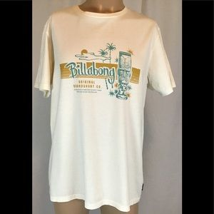 Billabong casual short sleeve shirt
